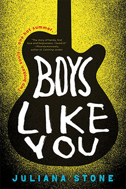 Boys Like You by Juliana Stone
