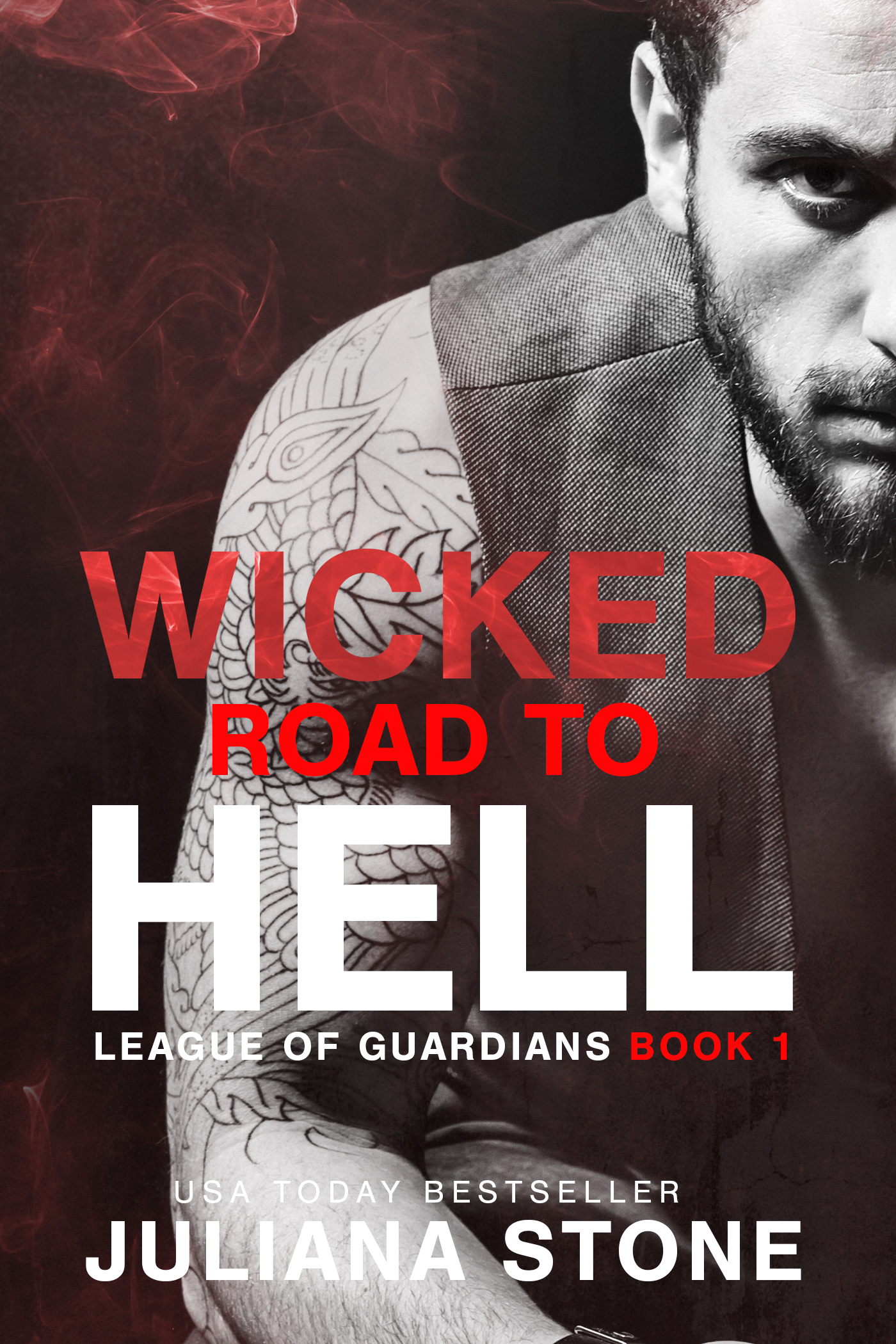 Wicked Road to Hell by Juliana Stone
