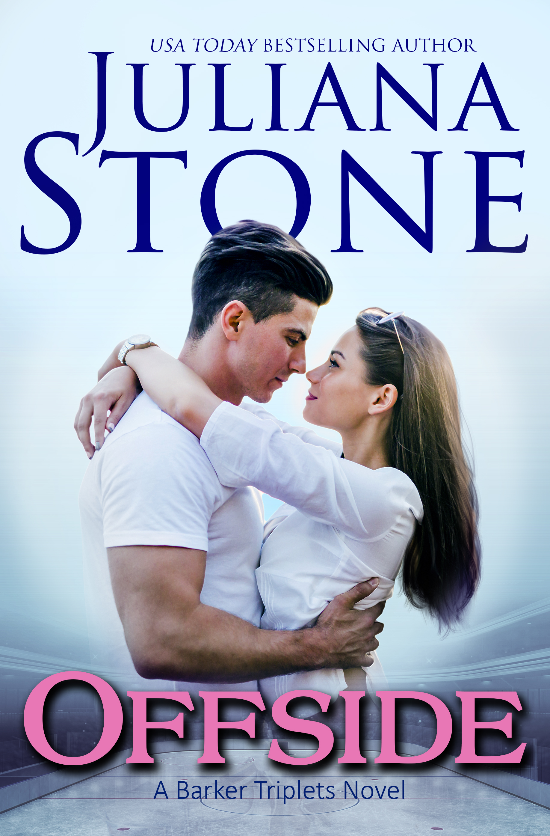 Juliana Stone book cover