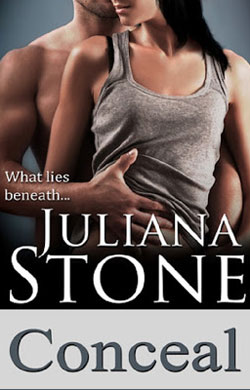 Conceal, The Barker Triplets Series by Juliana Stone