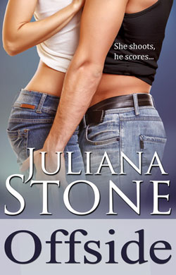 Offside, The Barker Triplets Series by Juliana Stone