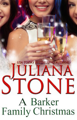 A Barker Family Christmas by Juliana Stone