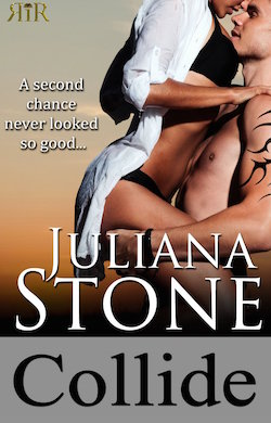 Collide (Barker Triplets) by Juliana Stone