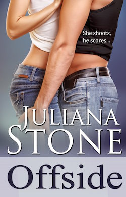 Offside (Barker Triplets) by Juliana Stone