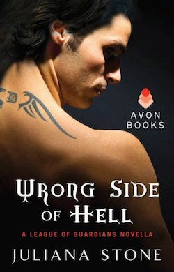 Wrong Side of Hell (League of Guardians) by Juliana Stone
