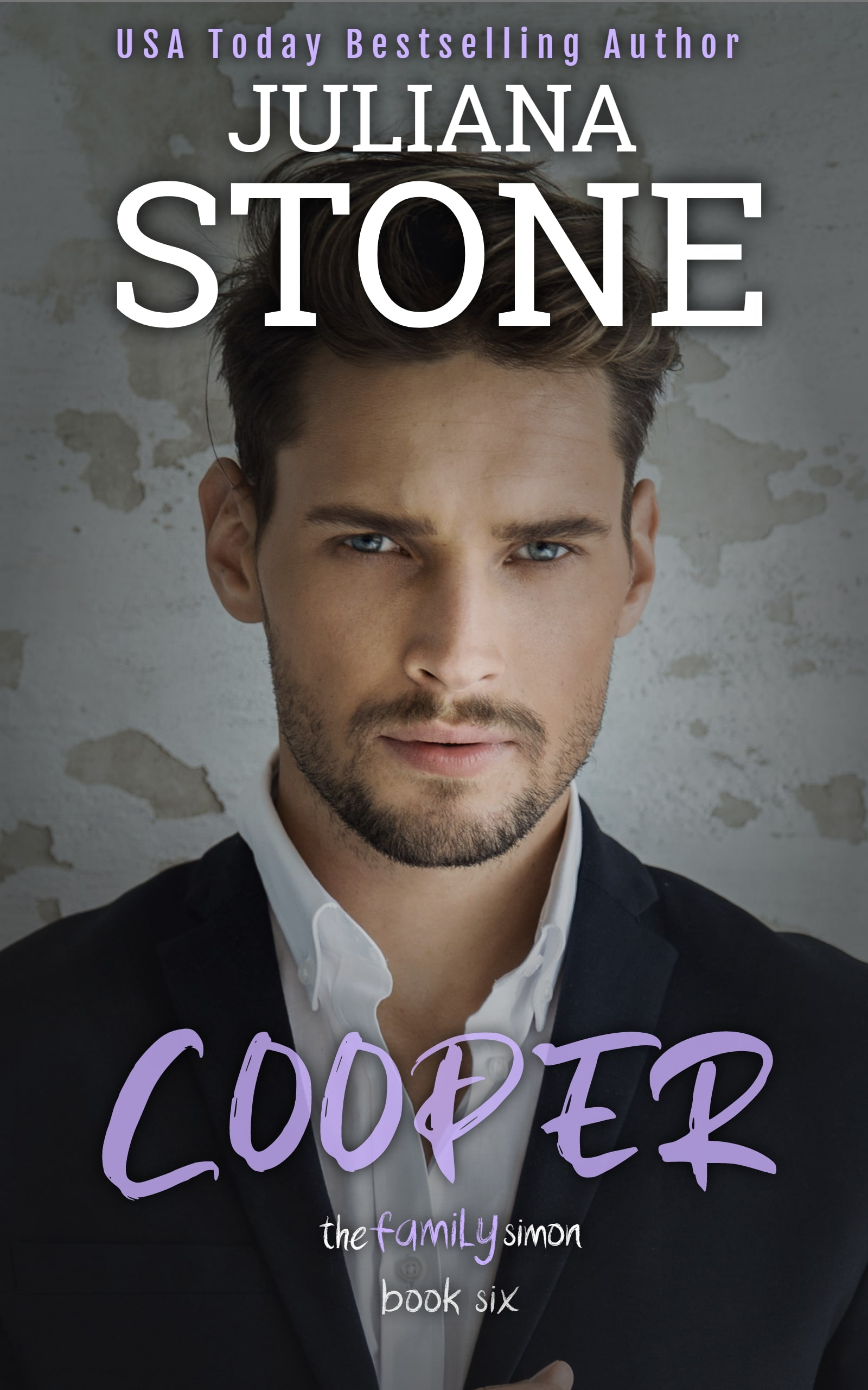 Cooper by Juliana Stone